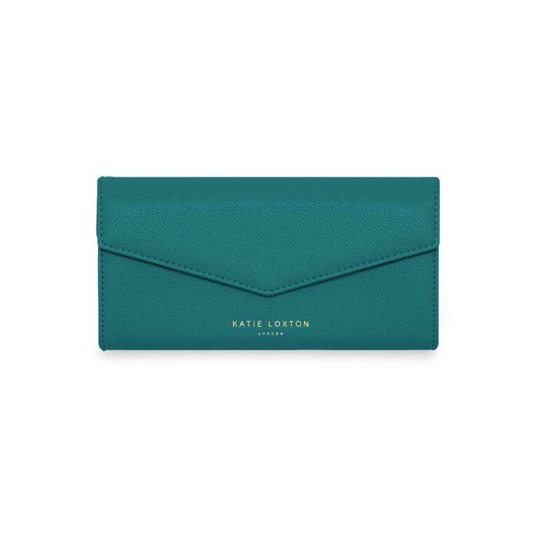 Esme Envelope Bag | Mega Bucks | Forest Green