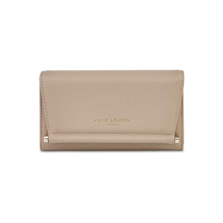 Ava wallet | Taupe
