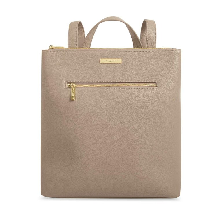 Brooke Backpack In Taupe