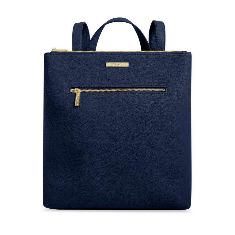 Brooke Backpack | Navy Blue