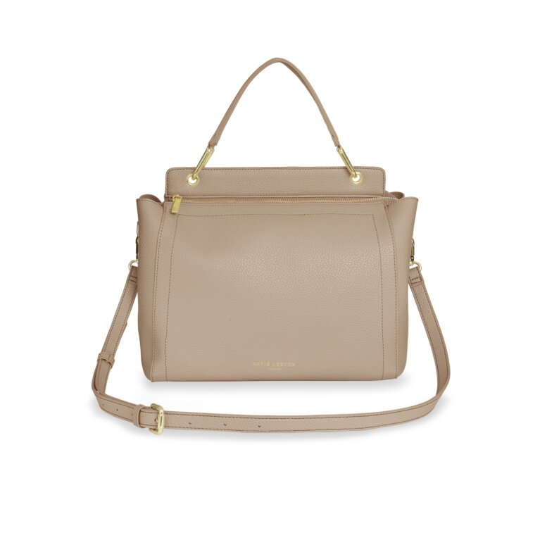Harlowe Day Bag In Taupe