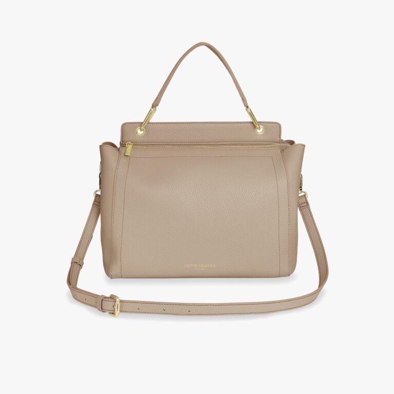 Harlowe Day Bag | Taupe