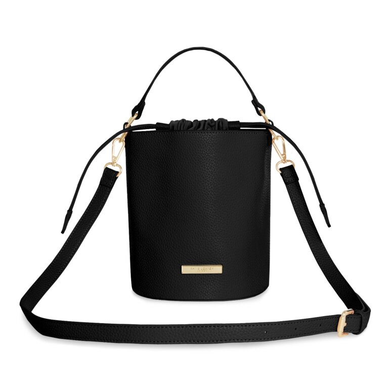 Amara Crossbody Bag In Black