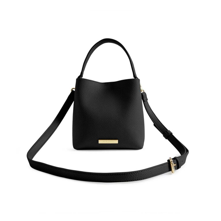 Lucie Crossbody Bag | Black
