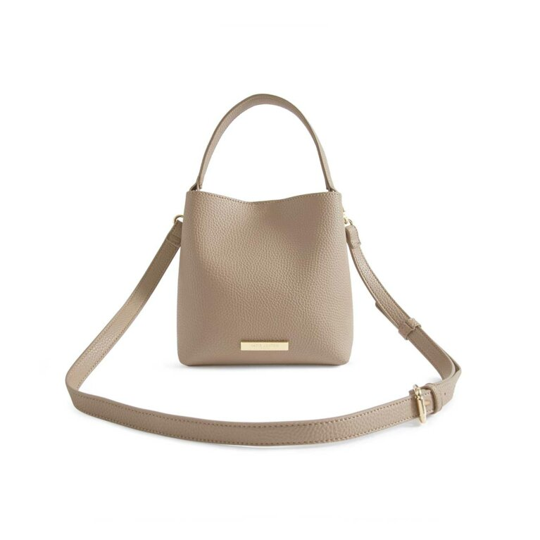 Lucie Crossbody Bag | Taupe