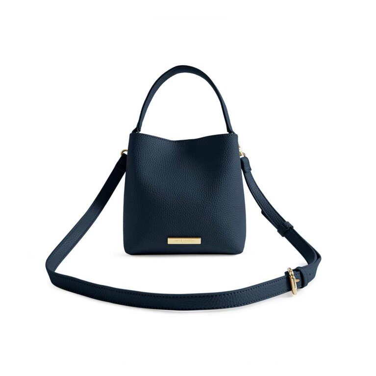 Lucie Crossbody Bag | Navy
