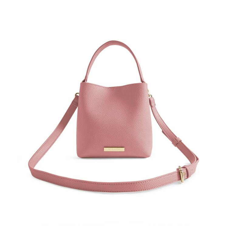 Lucie Crossbody Bag   Pink