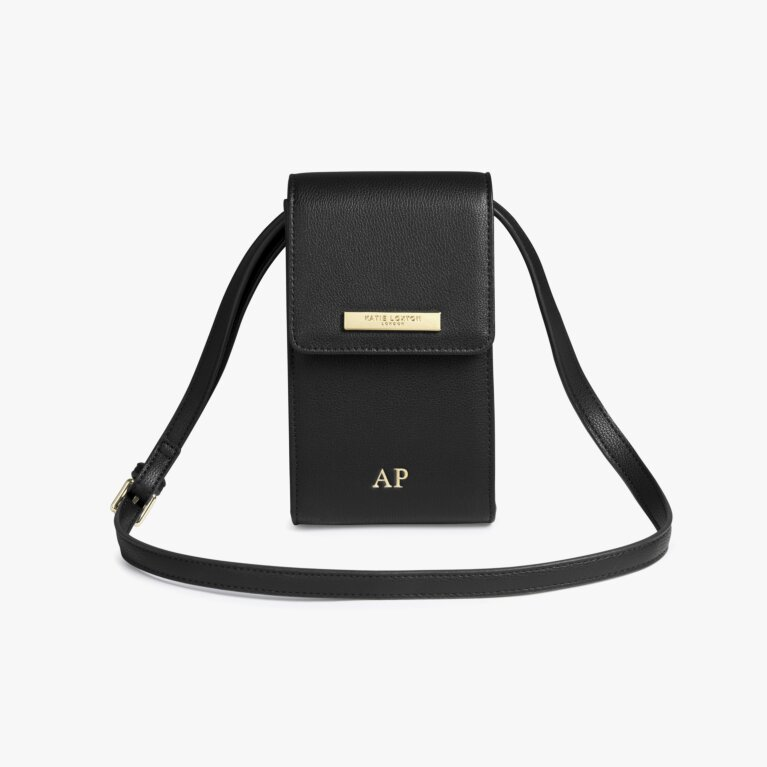 Taylor Crossbody Bag In Black