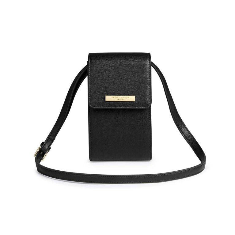 Taylor Crossbody Bag | Black