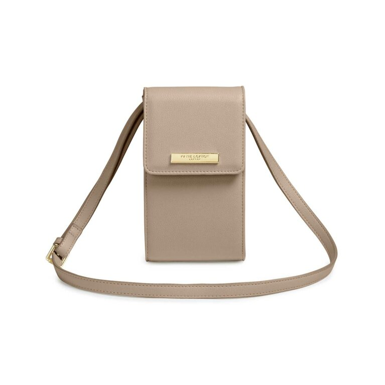 Taylor Crossbody Bag | Taupe