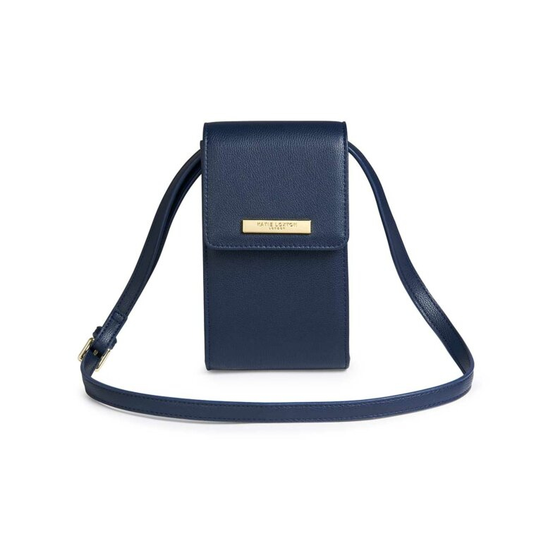 Taylor Crossbody Bag | Navy Blue