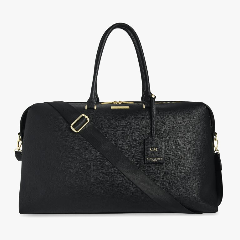 Kensington Weekend Bag | Black