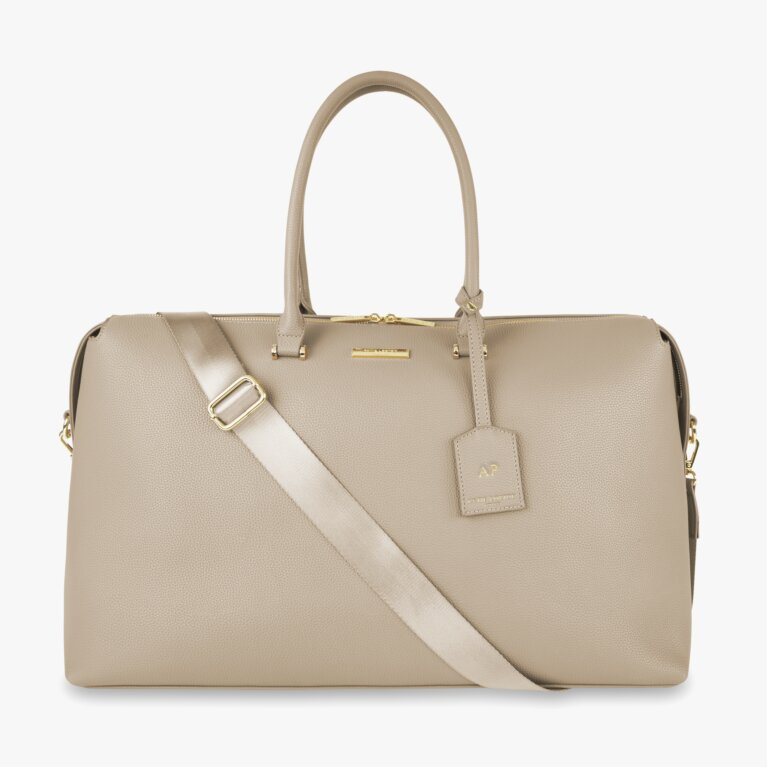 Kensington Weekend Bag | Taupe