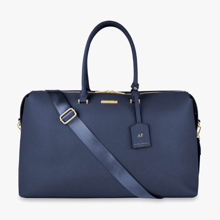 Kensington Weekend Bag | Navy Blue
