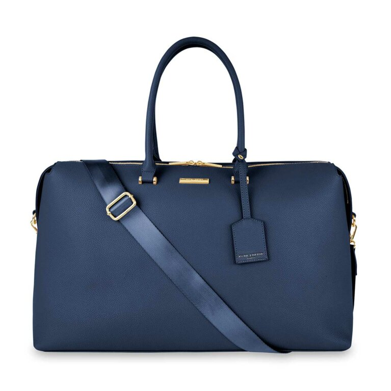 Kensington Weekender Bag | Navy Blue