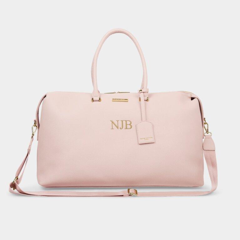 Kensington Weekend Bag In Pink