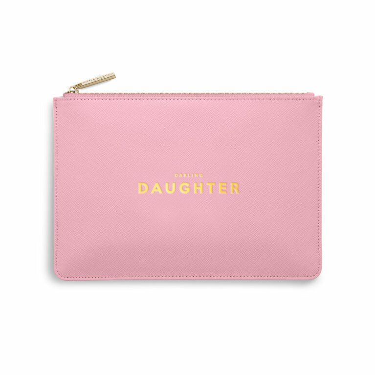 Perfect Pouch | Darling Daughter | Pink