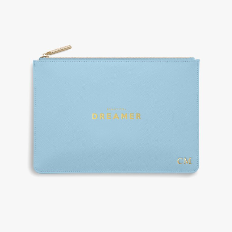 Perfect Pouch | Beautiful Dreamer | Blue