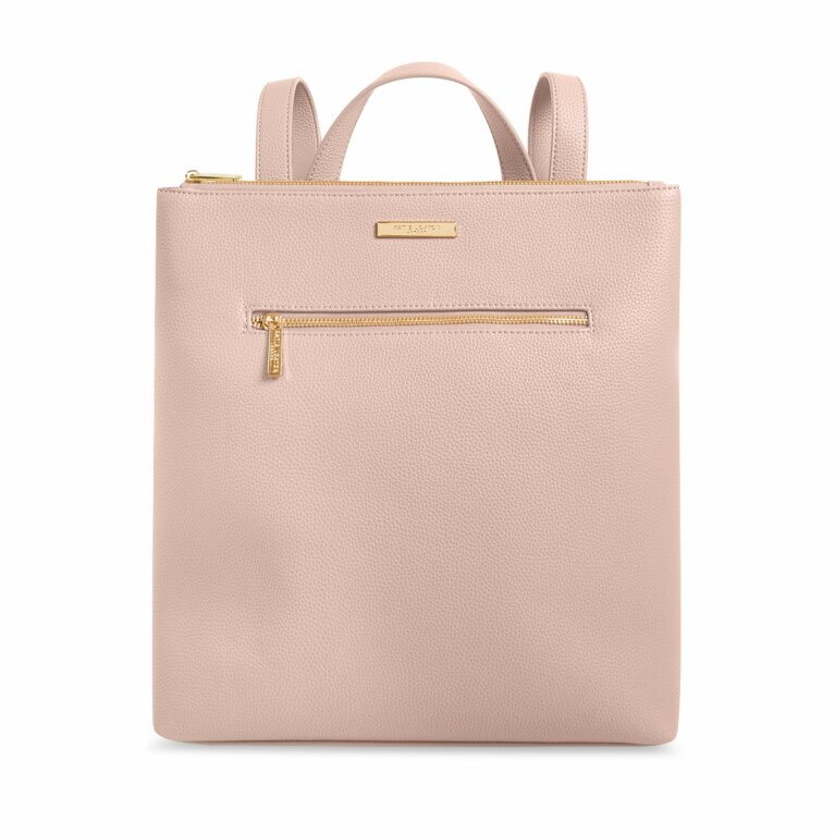 Brooke Backpack | Pale Pink