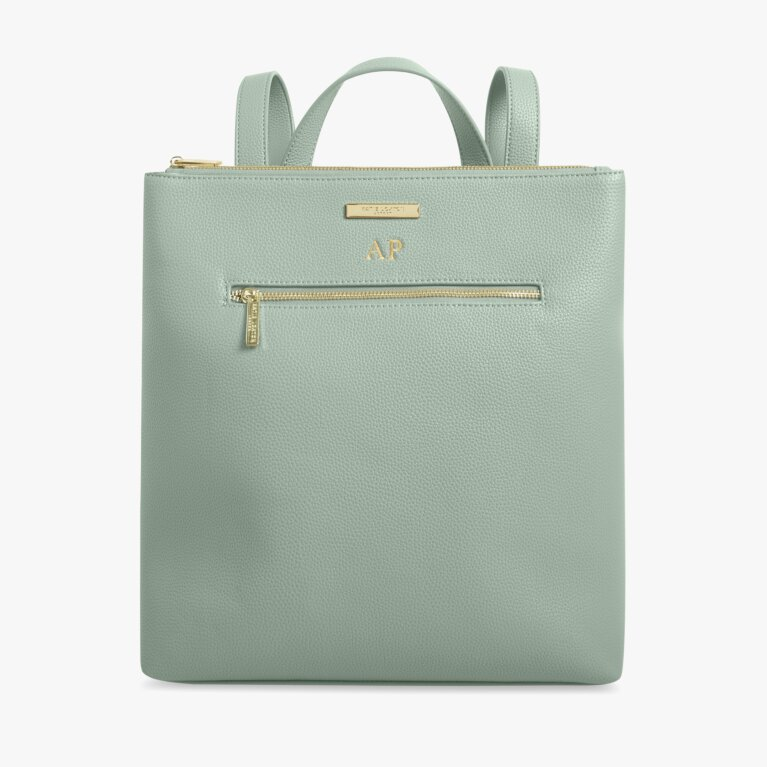 Brooke Backpack | Mint Green