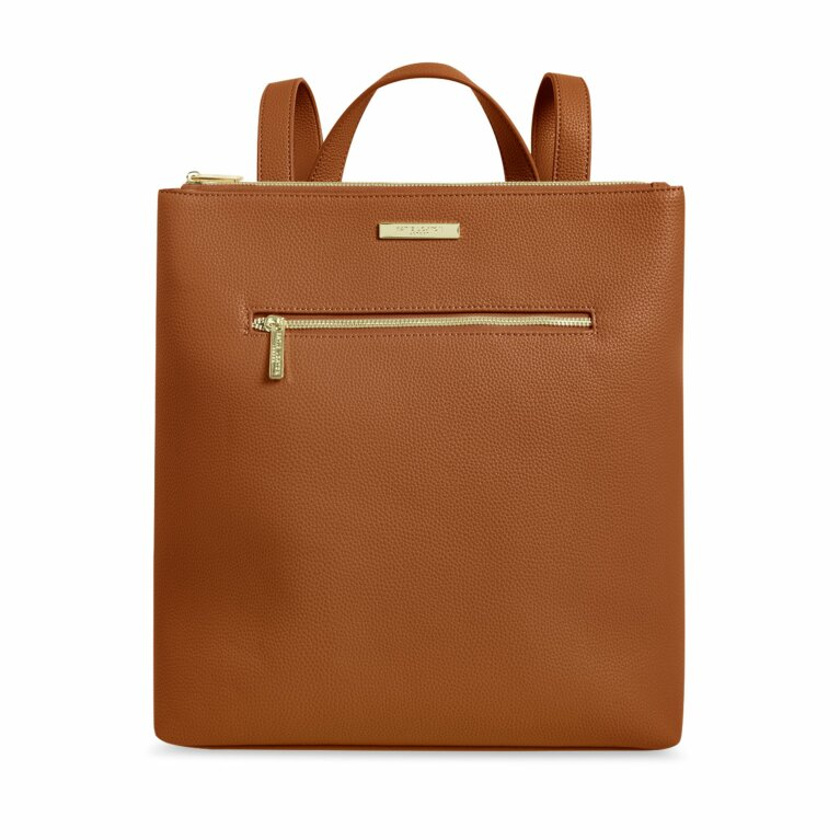 Brooke Backpack | Cognac
