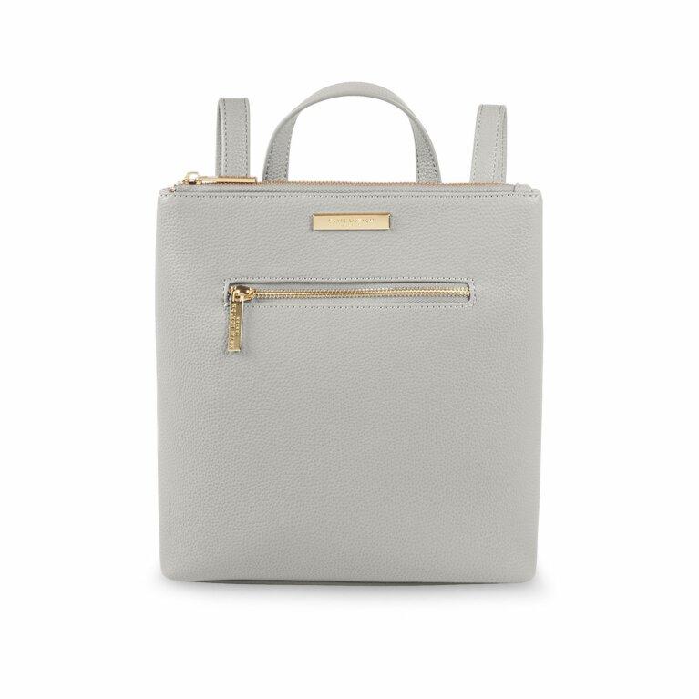 Mini Brooke Backpack | Gray