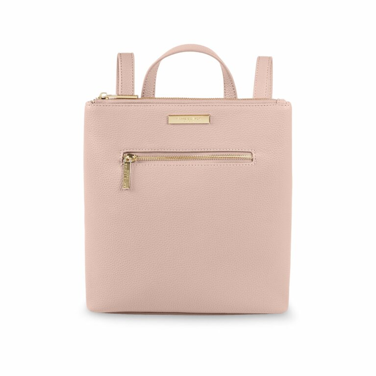 Mini Brooke Backpack | Pink