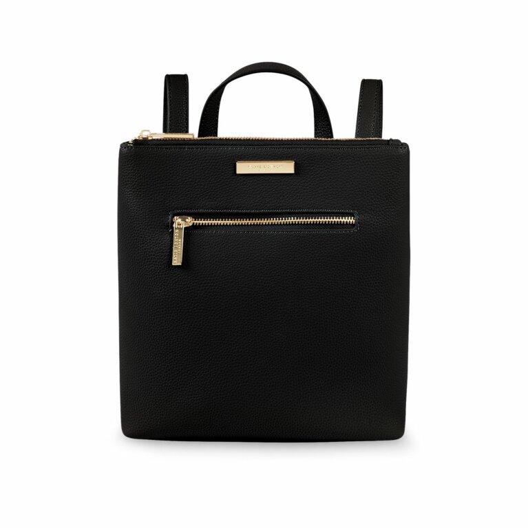 Mini Brooke Backpack | Black