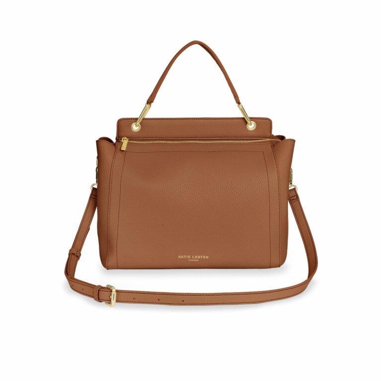 Harlowe Bag | Cognac