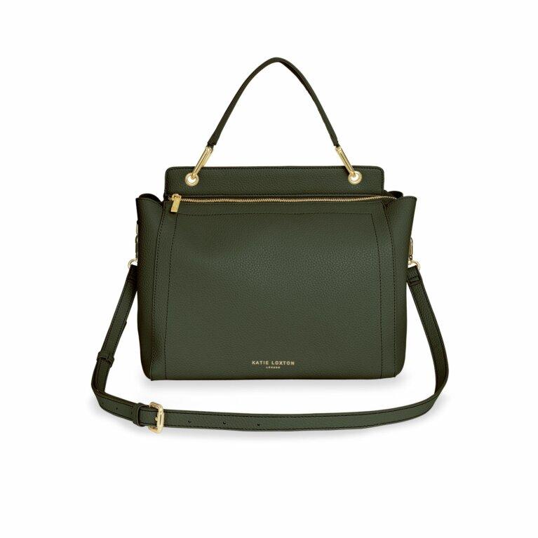 Harlowe Bag |  Khaki
