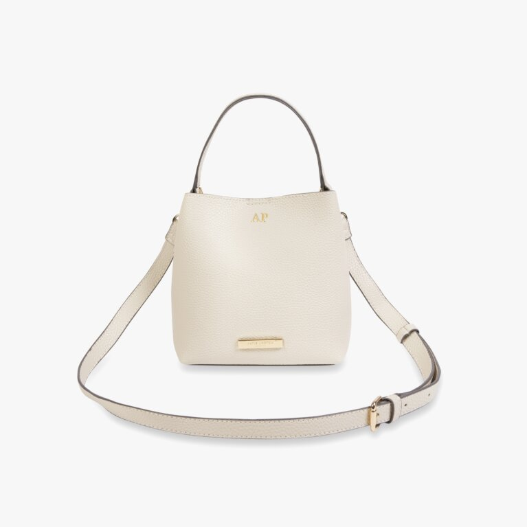 Lucie Crossbody Bag | Off White