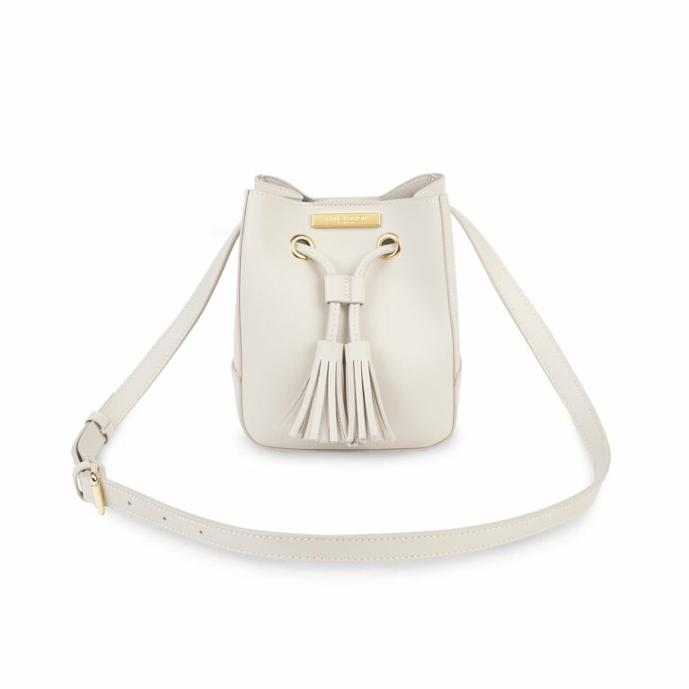 Blair Bucket Bag | Off White