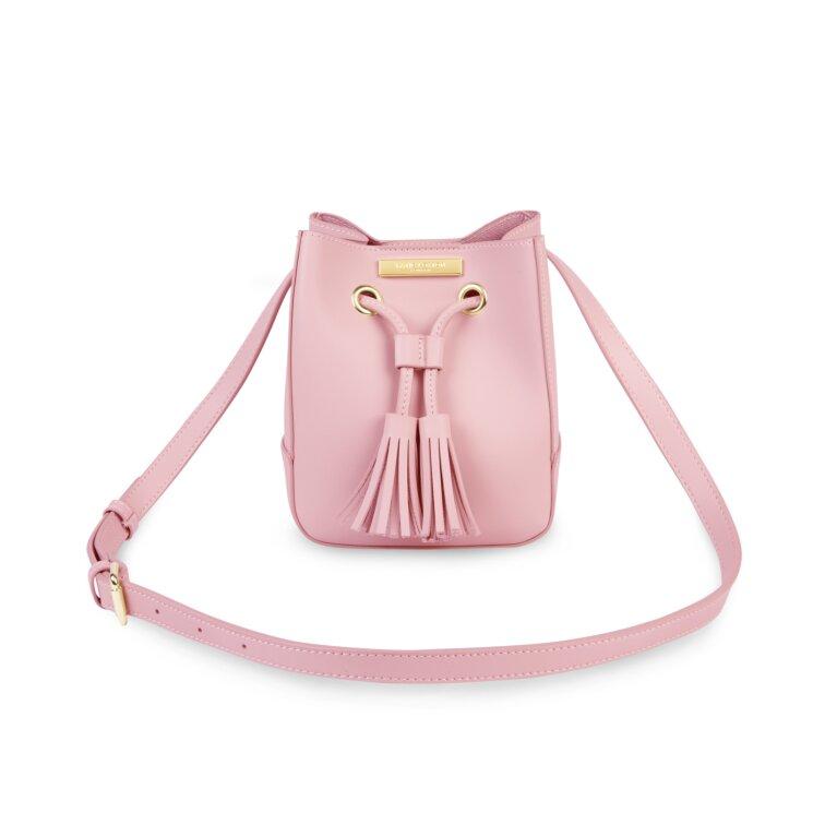Blair Bucket Bag In Pink