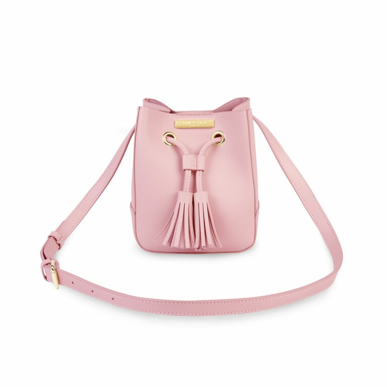 Blair Bucket Bag | Pink