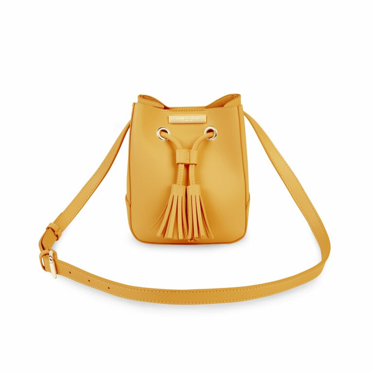 Blair Bucket Bag | Ochre