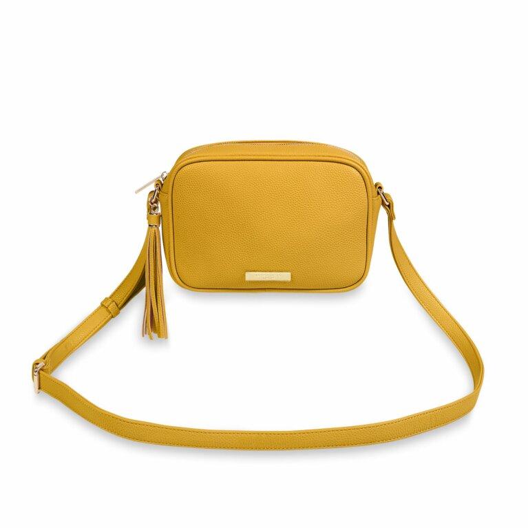 Sophia Tassel Crossbody Bag | Ochre
