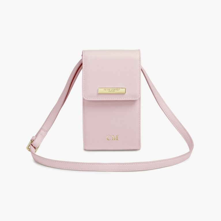 Taylor Crossbody Bag | Pale Pink