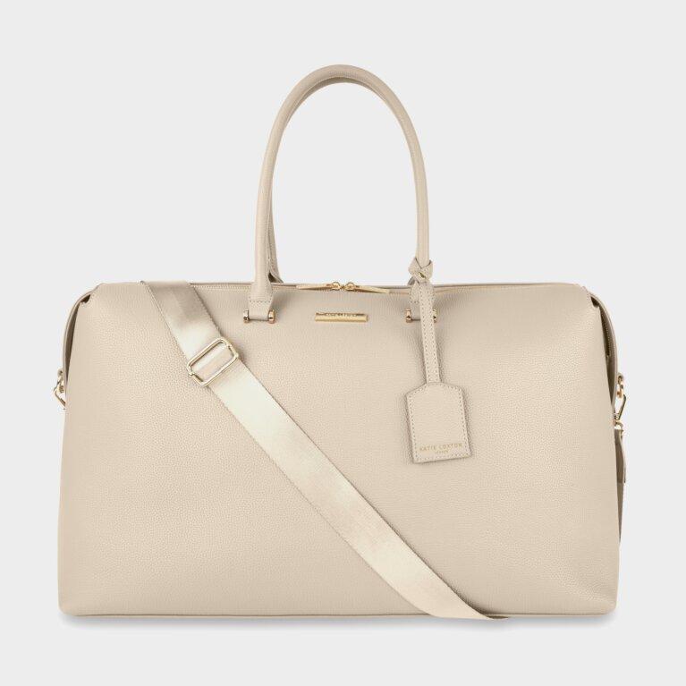 Kensington Weekend Bag | Off White
