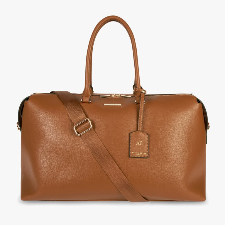 Kensington Weekend Bag | Cognac