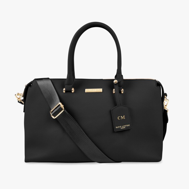 Kensington Day Bag  | Black