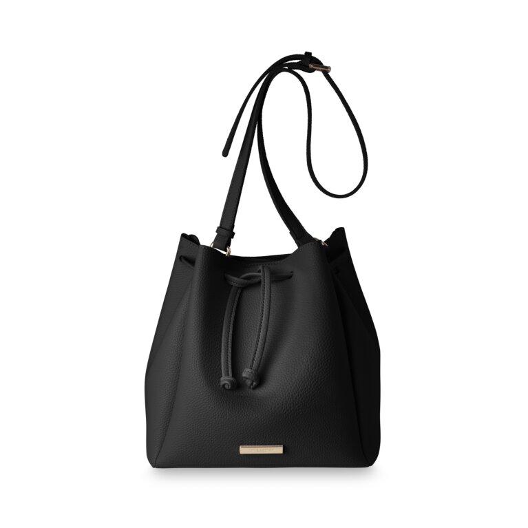 Chloe Bucket Bag | Black