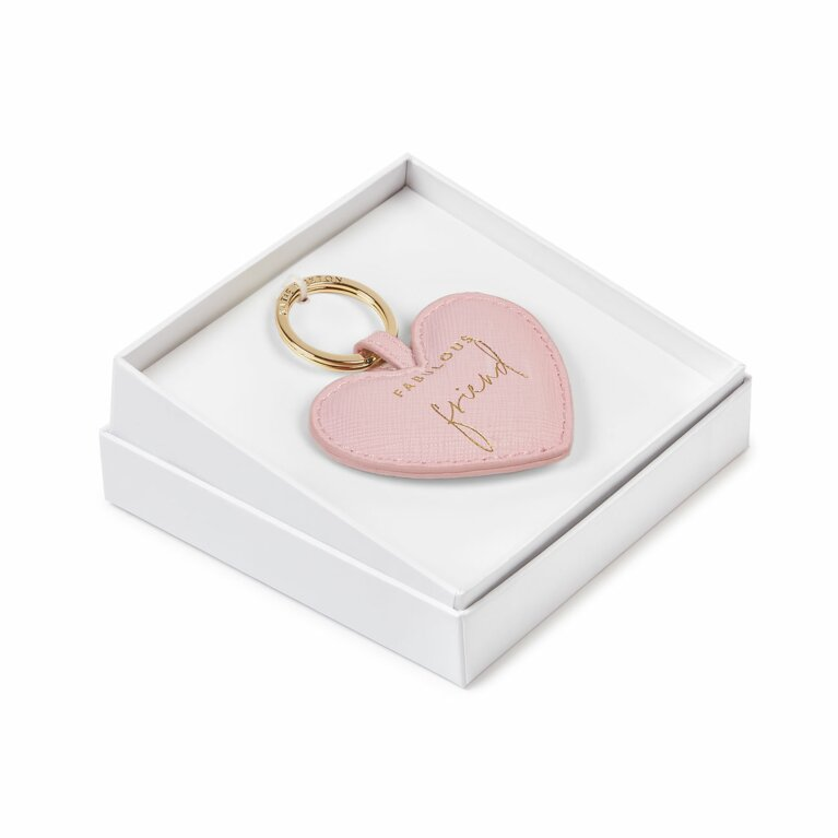 Beautifully Boxed Sentiment Keyring | Fabulous Friend