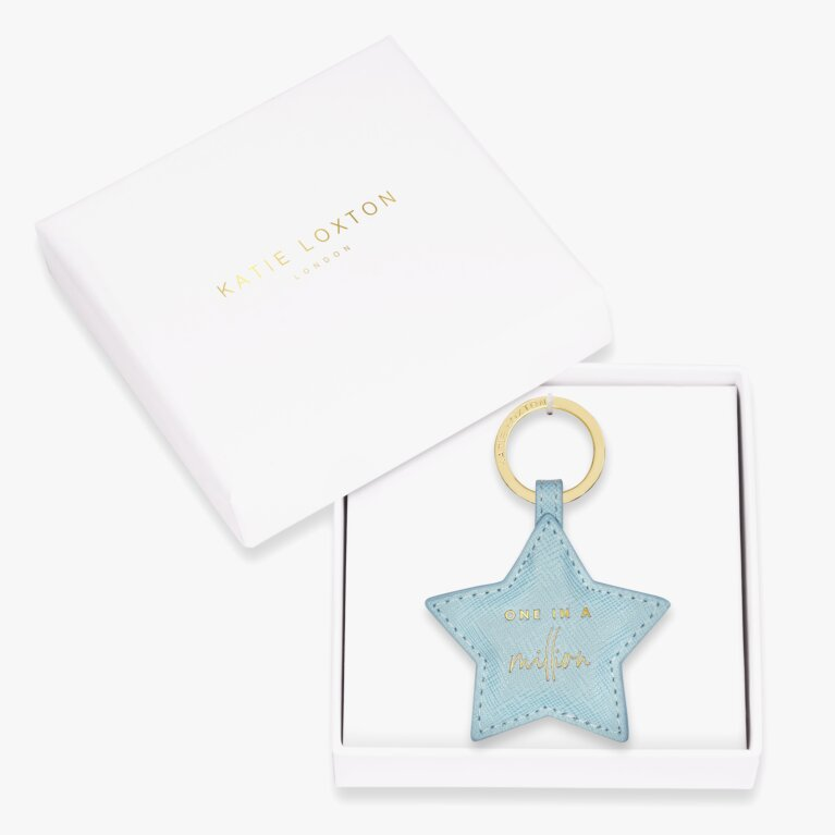 Beautifully Boxed Sentiment Keyring | One In A Million