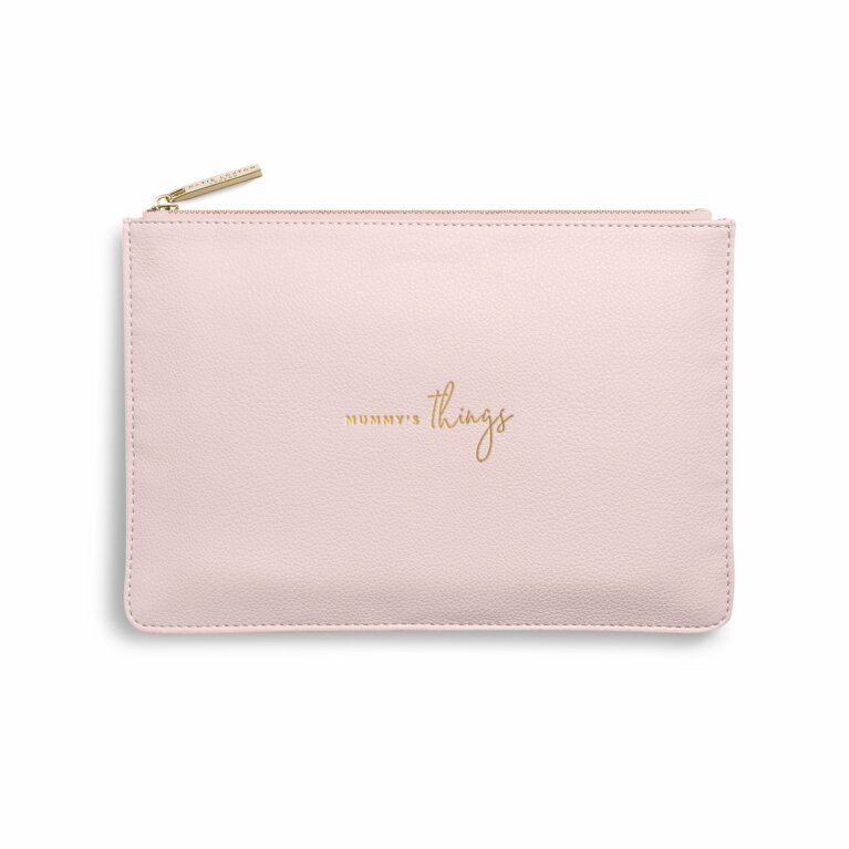 Perfect Pouch | Mummy's Things | Pink