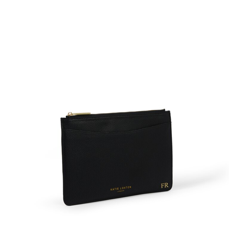 Cara Pouch in Black