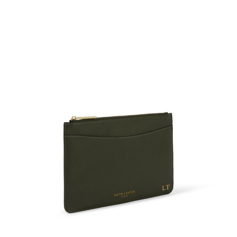 Cara Pouch in Olive