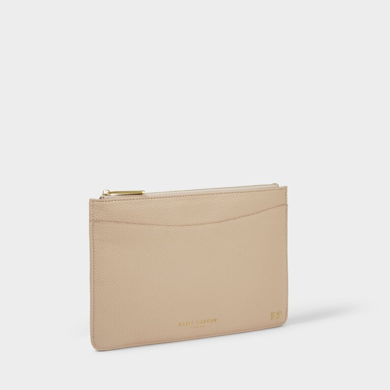 Cara Pouch in Pale Pink
