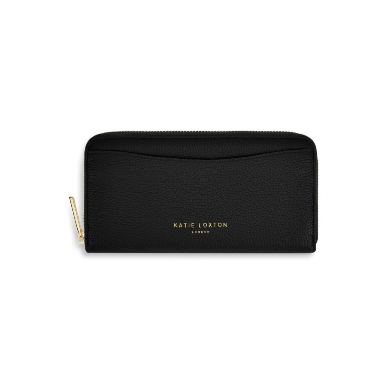 Cara Wallet in Black