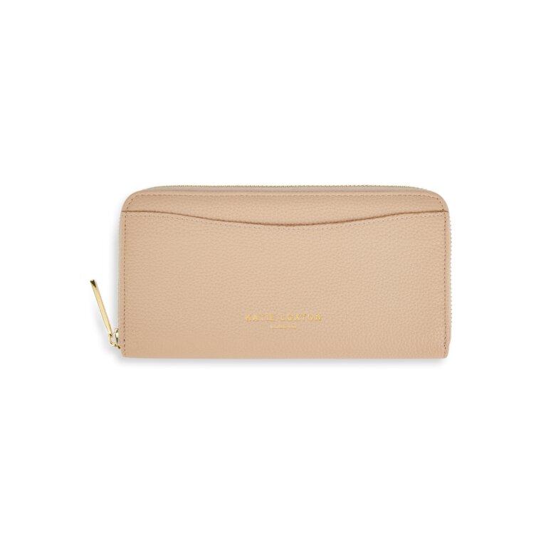 Cara Wallet in Pale Pink