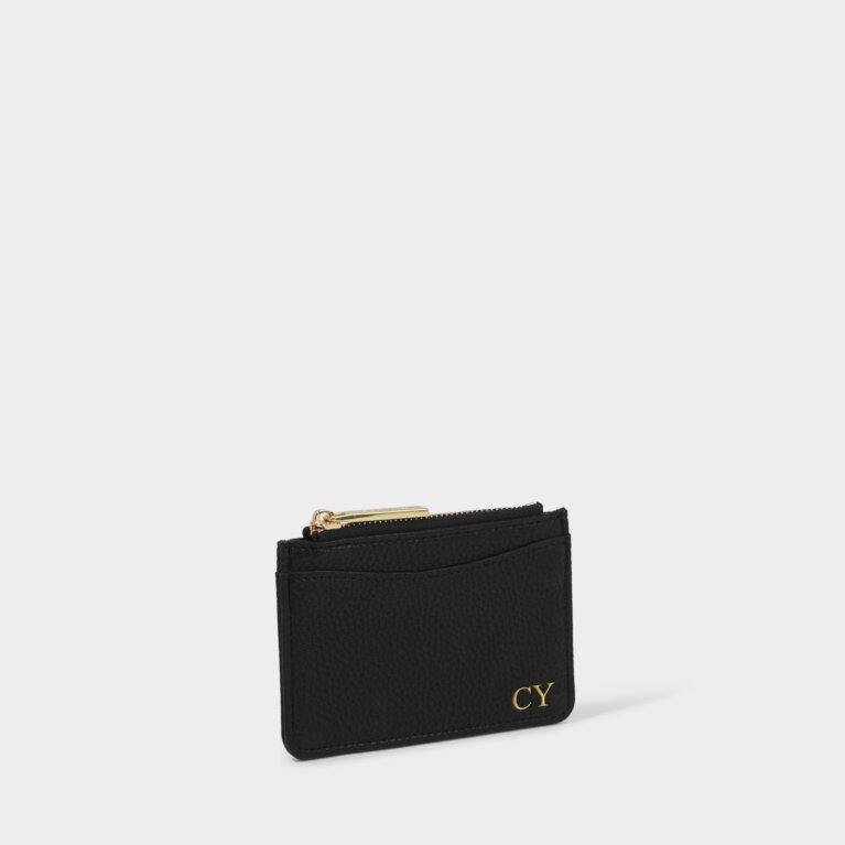 Cara Cardholder in Black
